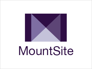 MountSite Logo - Moving Pixels Creative - Colorado Springs Graphic and Web Design